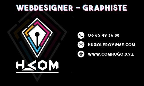 HL Com - Graphiste / Webdesigner